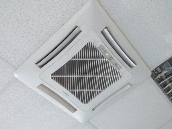 Operaciones básicas de mantenimiento preventivo en los equipos de aire acondicionado por parte del usuario.