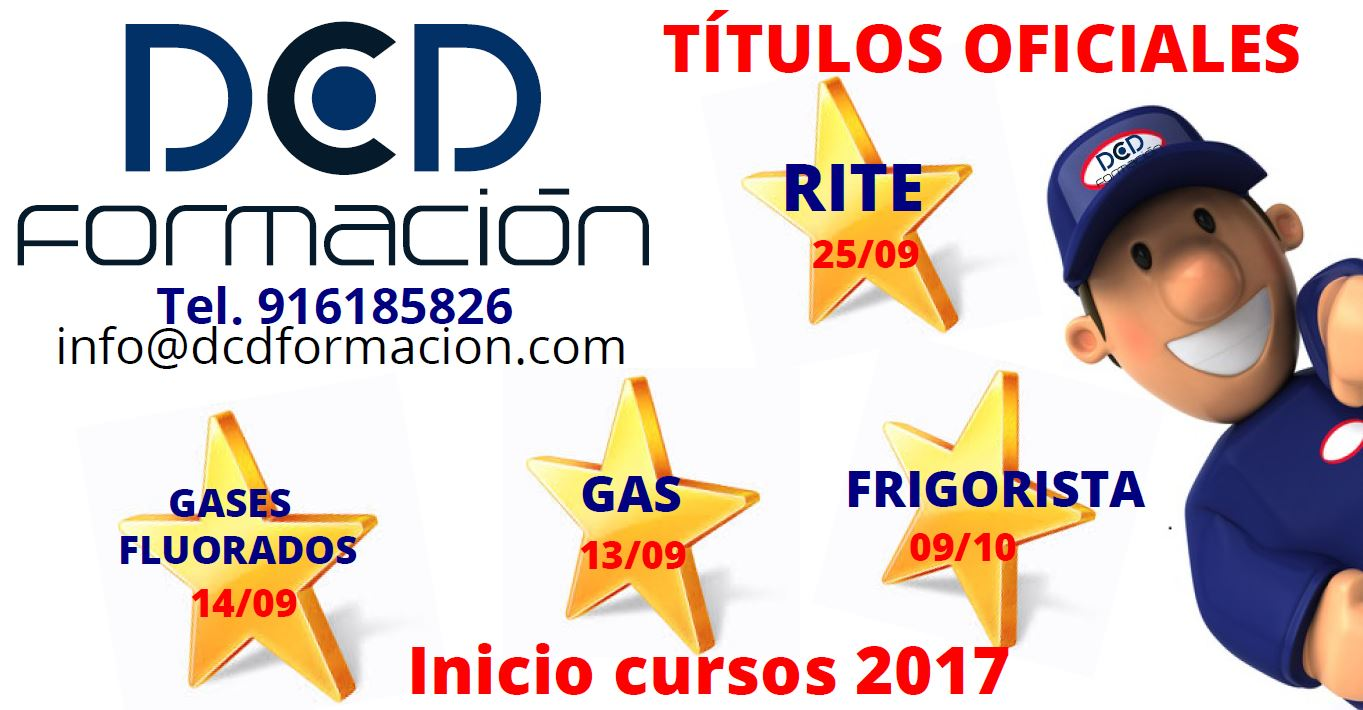 Comienzo de cursos oficiales 2017/18