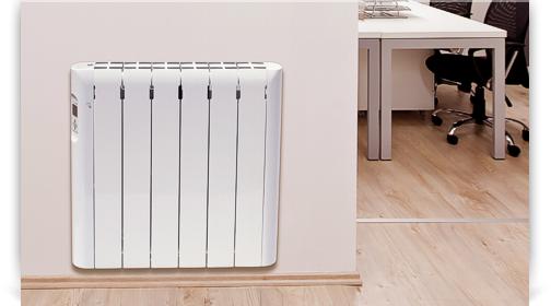 Calor azul calor verde calefacci n el ctrica a precio de - Radiador electrico precio ...